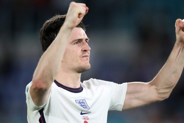 Vidic confirmed Maguire will become the world's talented centerback