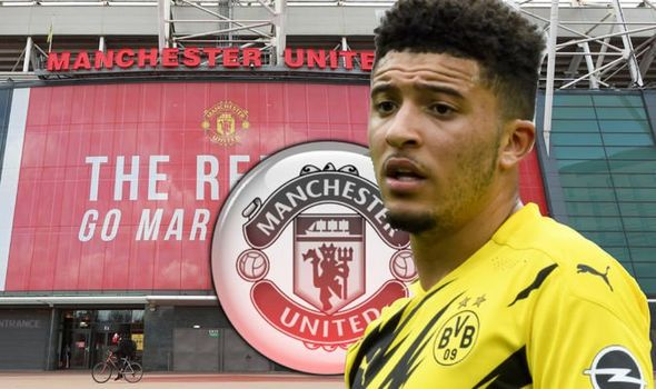Manchester United are set to launch Jadon Sancho in the coming days