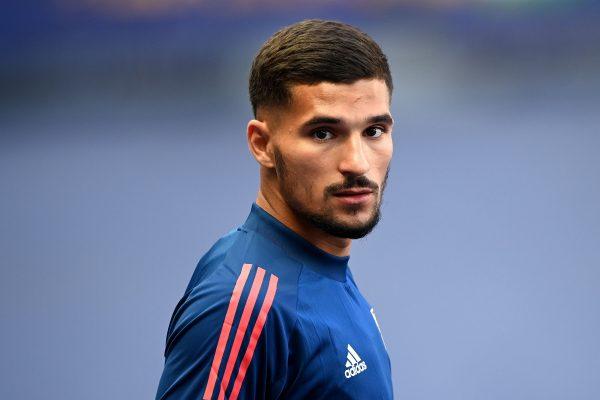 Lyon could accept Aouar for just €20 million.
