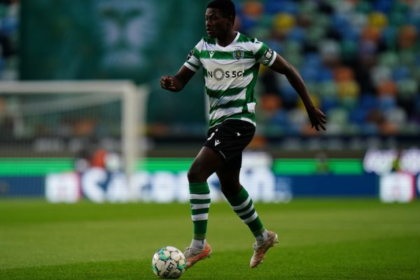 Manchester City are hopeful of signing Sporting Lisbon Nuno Mendes